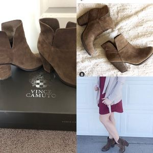 Vince Camuto Helyn Booties